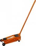 АКЦИЯ! OHT230 Домкрат подкатной 3 т. гаражный двухпоршневой. 133/485 мм.