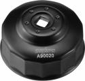 A90020 Чашка для демонтажа масляных фильтров 14-граней 68 мм.