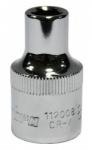 "112009 Головка торцевая 1/2""DR 9 мм."