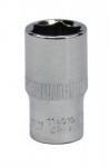 "114010 Головка торцевая 1/4""DR 10 мм."